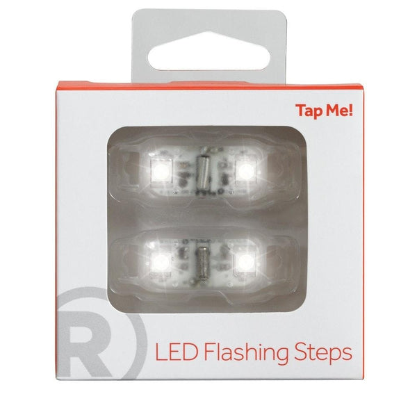 RadioShack LED Flashing Steps