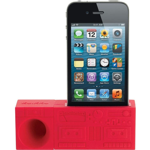 RadioShack Retro Boombox Speaker for iPhone