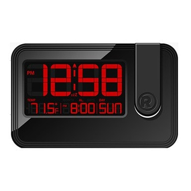 RadioShack Projection Clock