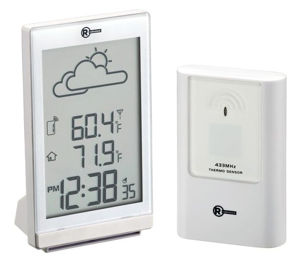 RadioShack Indoor/Outdoor Wireless Weather Station