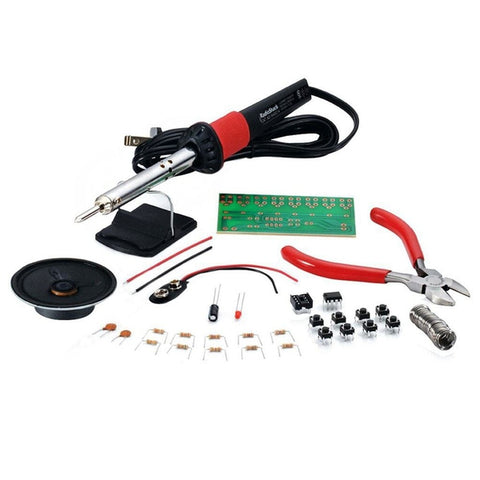 RadioShack Learn to Solder Kit with 25-Watt Soldering Iron & Stand