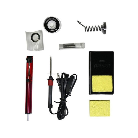 RadioShack Learn to Solder Kit with 20-Watt Soldering Iron