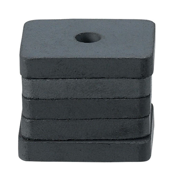 1 Inch Rectangle Ceramic Magnets