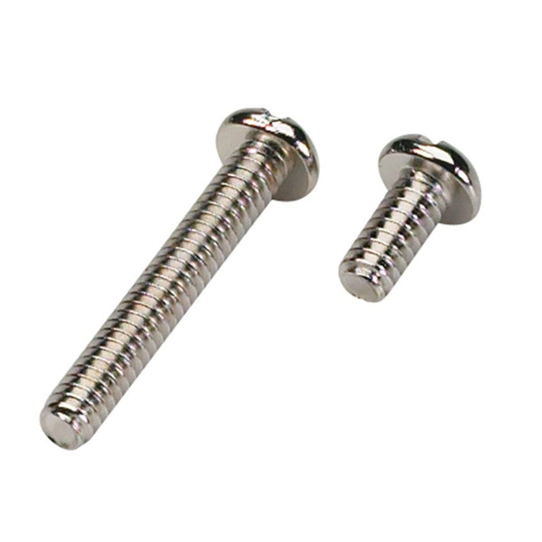 4-40 Round-Head Machine Screws (42-Pack)