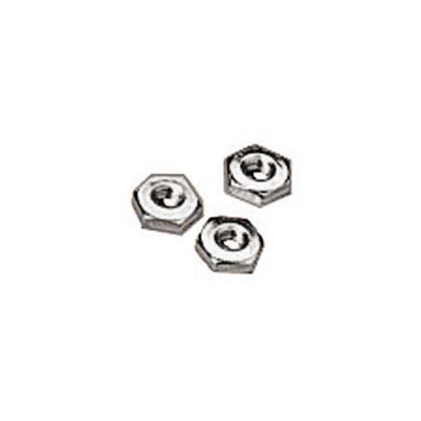 2-56 Hex Nuts (40-Pack)