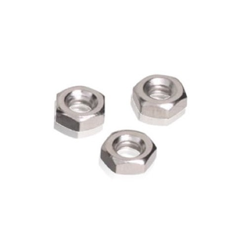 6-32 Steel Machine Hex Nuts