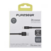 PureGear 10-Foot Lightning to USB Charge and Sync Braided Cable