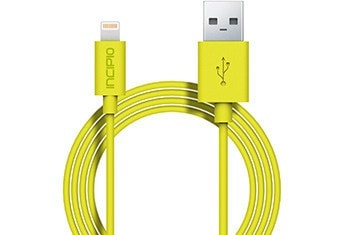 Incipio Lightning Charge & Sync Cable (Yellow)