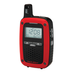 First Alert Portable AM/FM Digital Weather Radio with SAME Weather Alert