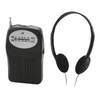 Deals on GPX Portable AM/FM Pocket Radio with Lightweight Headphones