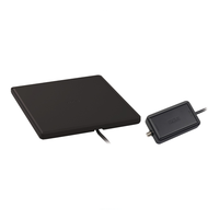 RCA Amplified Indoor HDTV Antenna (50+ Mile Range)