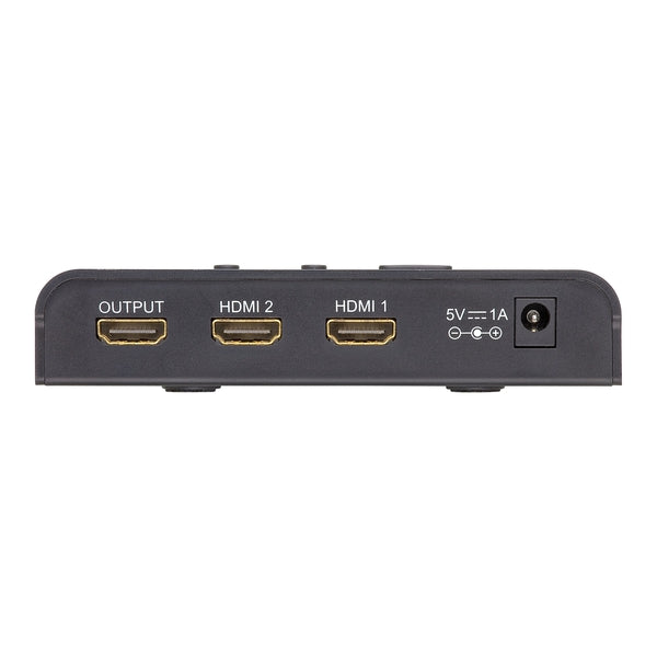 HDMI Switcher - 2-In/1-Out
