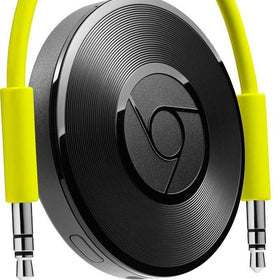 Google Audio Chromecast