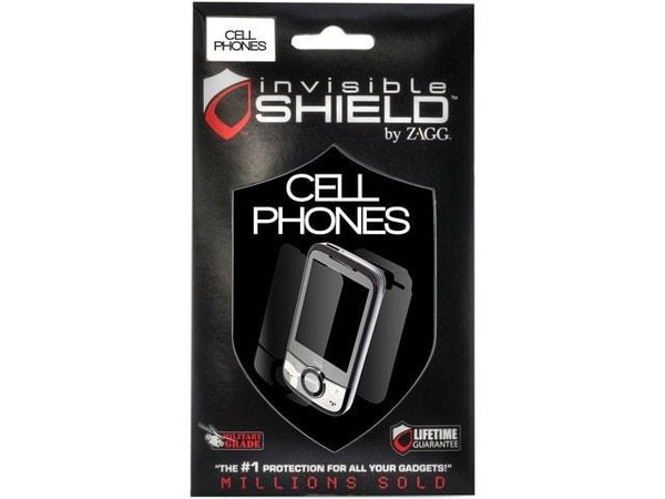 Zagg Universal Invisible Shield Film Screen Protector