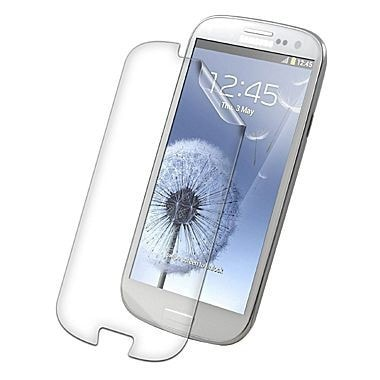 Zagg Invisible Shield Cell Phone Screen Protector Samsung Galaxy S3