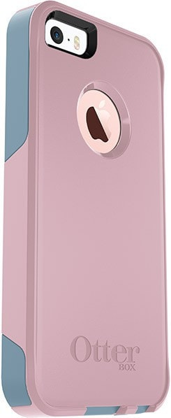 OtterBox Commuter Cell Phone Case Apple iPhone 5 (Pink/Grey)