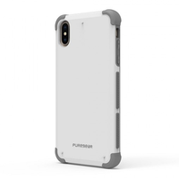 PureGear DualTek Case for iPhone XS Max: White