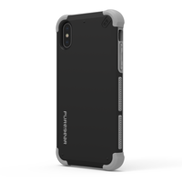 PureGear DualTek Case for iPhone X/XS: Black