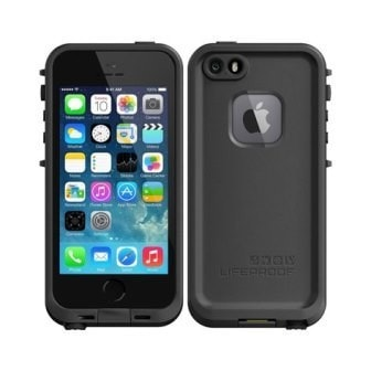Lifeproof Fre Cell Phone Case Apple iPhone 5S (Black)
