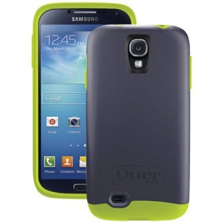 OtterBox Symmetry Cell Phone Case Samsung Galxy S4 (Lime)