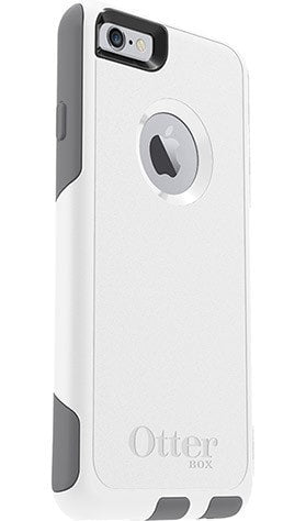 OtterBox Commuter Cell Phone Case Apple iPhone 6 Plus (White)