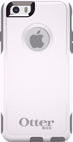 OtterBox Commuter Cell Phone Case Apple iPhone 6 (White)