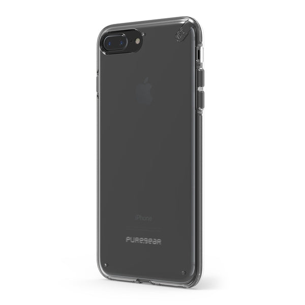 PureGear Slim Shell Case for iPhone 8 Plus/7 Plus
