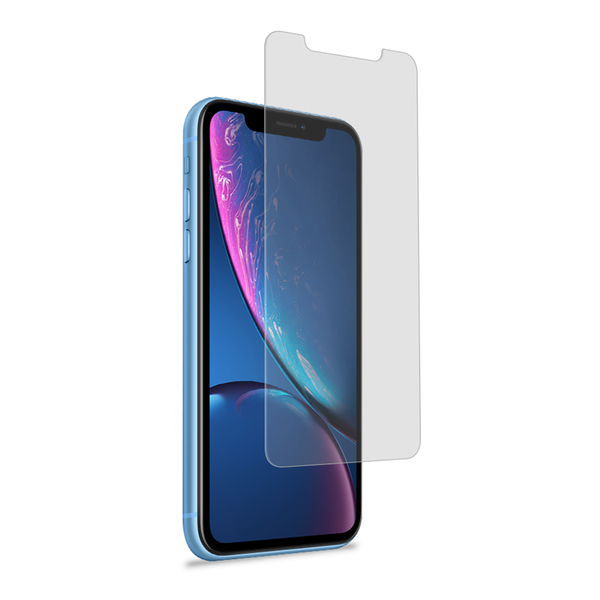 PureGear HD Clarity Tempered Glass Screen Protector with Installation Tray - iPhone XR