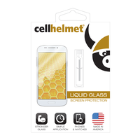 cellhelmet Liquid Glass Screen Protection: Phone (0.6 Ml) /None