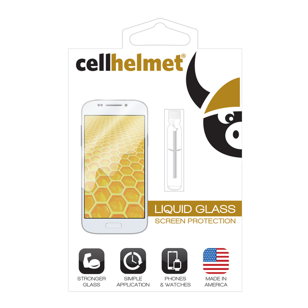 cellhelmet Liquid Glass Screen Protection