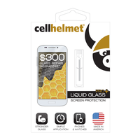 cellhelmet Liquid Glass Screen Protection: Phone (0.6 Ml) /$300