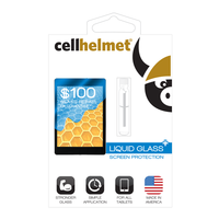 cellhelmet Liquid Glass Screen Protection: Tablet (1.5 mL)  		 /  $100