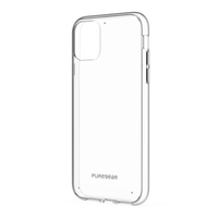 PureGear Slim Shell Case for iPhone 11 - Clear
