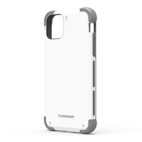PureGear DualTek Case for iPhone 11 Pro Max: Arctic White