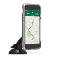 PureGear Magnetic Car Mount for Mobile Devices: Dash