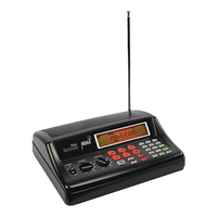 Whistler 1025 Analog Desktop Scanner