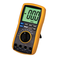 Pyle 30-Range Digital Multimeter