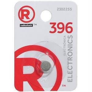 RadioShack 396 Button Battery
