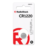 CR1220 3V Lithium Coin Cell Battery