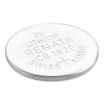 CR1620 3V Lithium Coin Cell Battery - Renata