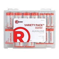 Alkaline Batteries Variety Combo Pack (24-Pack)