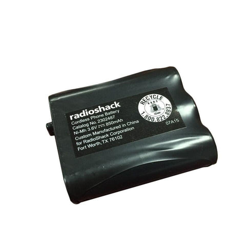 RadioShack 3.6V/850mAh NiMH Battery for Panasonic Cordless Phones