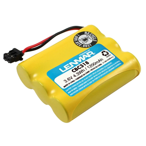 Lenmar CBC318 Cordless Phone Battery