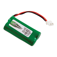 Ultralast BATT-E30025CL 2.4V NiMH 750mAh Cordless Phone Battery 162342