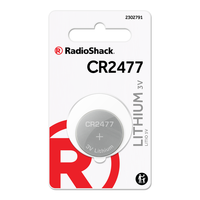 CR2477 3V Lithium Coin Cell Battery