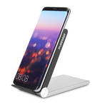 PureGear 10W Fast Wireless Qi Charging Pad with Stand