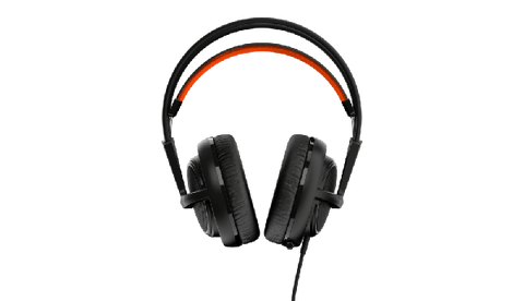Cyber Acoustics Stereo Headset with Single Plug