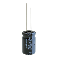 1000µF 35V Radial-Lead Electrolytic Capacitor
