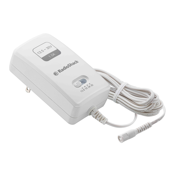 Universal 13.5-30V/1A AC-to-DC Adapter