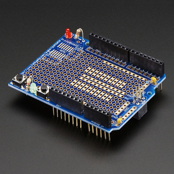 Adafruit Proto Shield for Arduino Kit ‐ Stackable Version R3